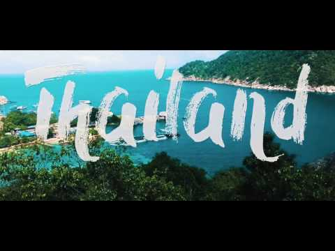 Amazing Thailand - Travel movie 2017