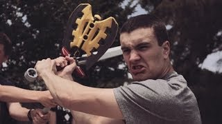 Video Epic Nerf Sword Fight download MP3, 3GP, MP4, WEBM, AVI, FLV Juni 2018
