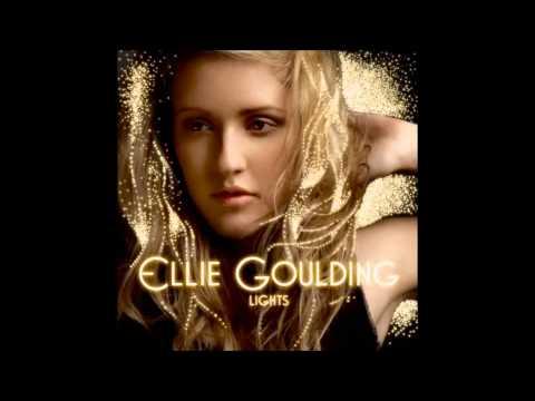 Ellie Goulding - Lights (HQ) (Lyrics)