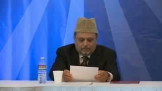 Jalsa Salana USA West Coast 2012: Message by World Peace Leader His Holiness Mirza Masroor Ahmad