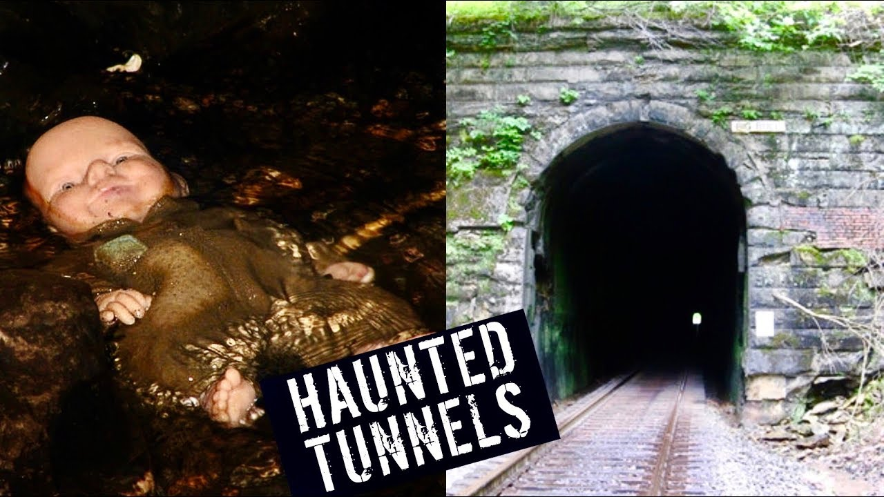 5 MOST HAUNTED TUNNELS - 5 MOST HAUNTED TUNNELS