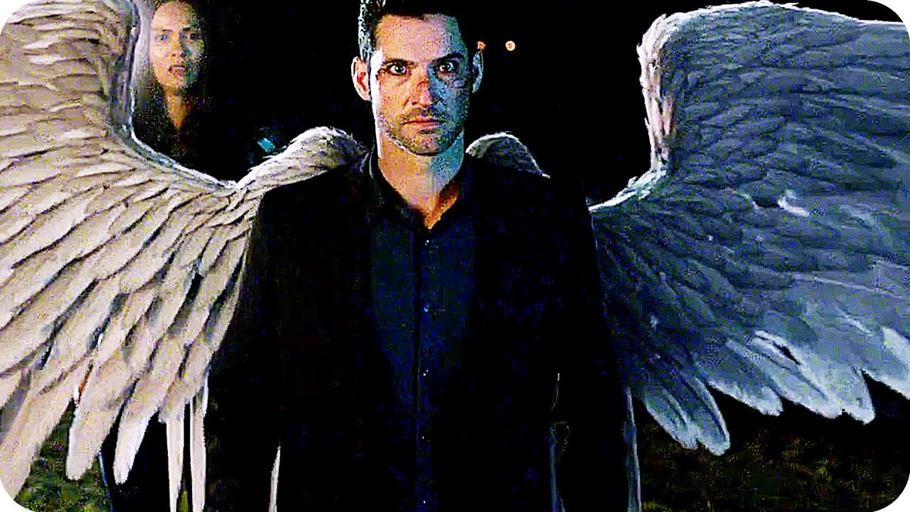 Lucifer Burning Series Staffel 3