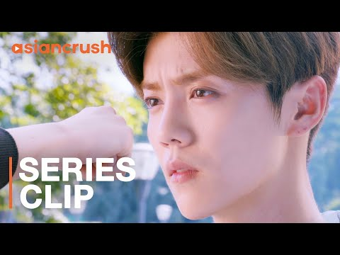 Lu Han is the only dude at an all-girls fighting academy...& the students are thirsty | Sweet Combat