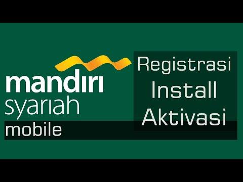 BSM Syariah Mandiri Mobile - Cara Daftar, Install, Aktivasi | Tutorial Mobile Banking PonselPedia
