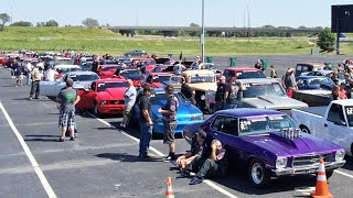 Nations CRAZIEST Street Cars @ Drag Week 2015