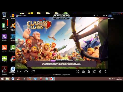 Comment jouer à clash of clans sur PC sans BlueStacks (2016)