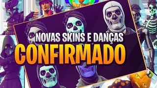 FORTNITE-NEW SKINS, DANCES and HALLOWEEN ITEMS! ‹ LeagueTroll ›