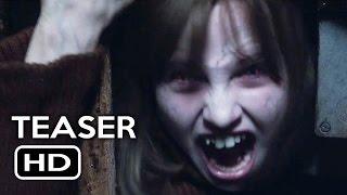 The Conjuring 2 Official Teaser Trailer (2016) Patrick Wilson, Vera Farmiga Horror Movie HD