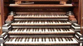 Michel Chapuis.J.S.Bach. Passacaille, Toccatas et fugues.