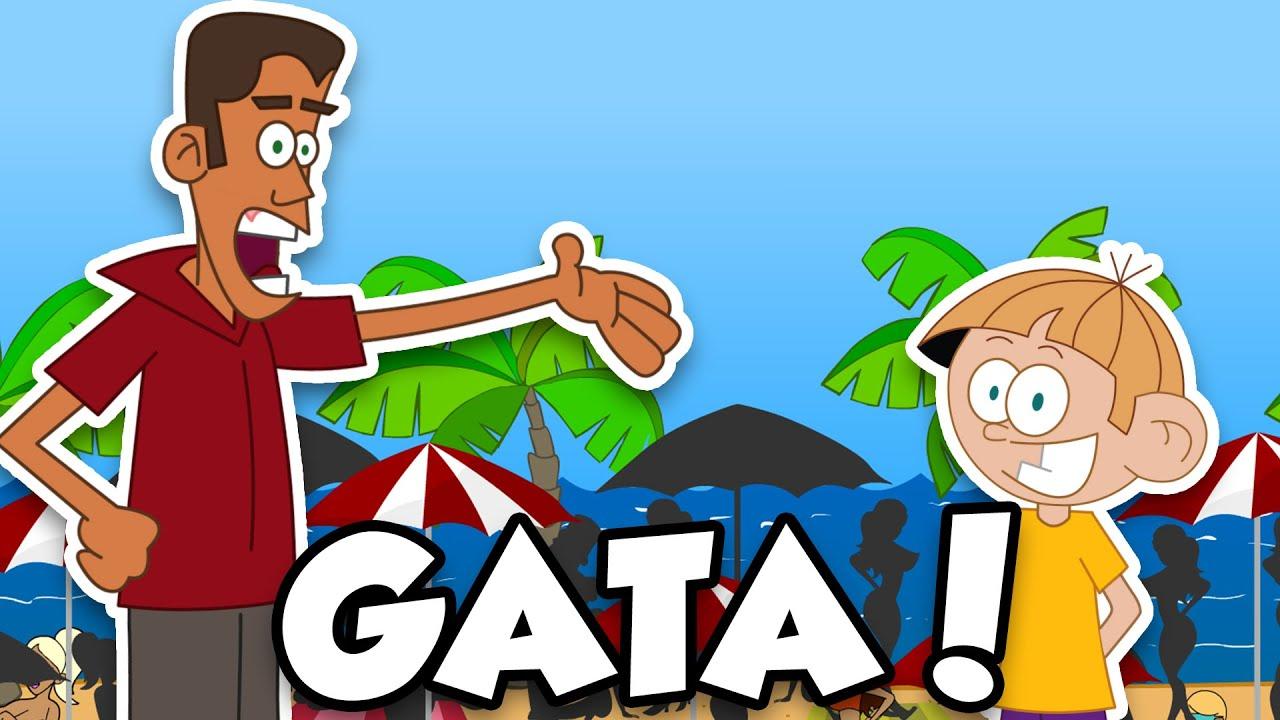 GATA! - LUZARII S03E2x