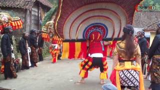 SENI REOG PONOROGO ( SINGO BUDOYO SINGOLANGU) 1 APRIL 2017