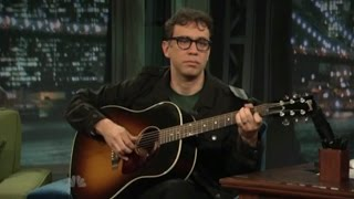 "Fred Armisen Covers ""Blackbird"" by The Beatles (2009)"