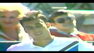 Noah vs Lendl SF Forest Hills 1986
