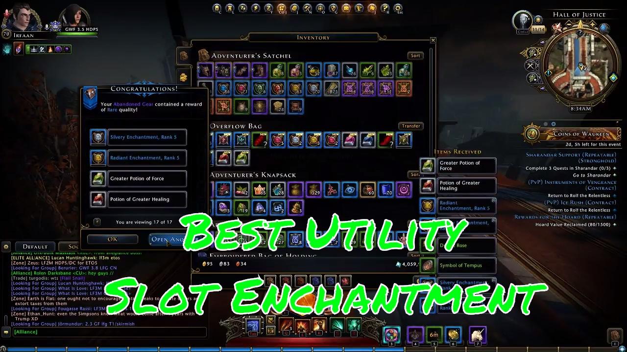 Slot Enchantment