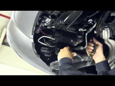 Mercedes airmatic pump components doovi for Mercedes benz air suspension problem