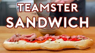 Download Binging with Babish: Teamster Sandwich from 30 Rock Mp3 and Videos