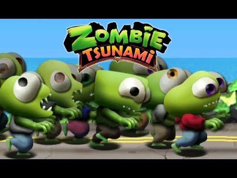 Zombie Tsunami - Intro - Part 1 [Android Gameplay, Walkthrough]