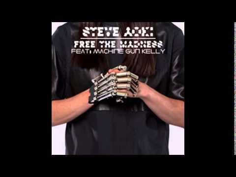 Steve Aoki feat  Machine Gun Kelly   Free the Madness & Puresang   Gunshot NeRHaN