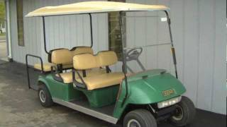 2002 E-z-go Electric Pds Stretch Golf Cart