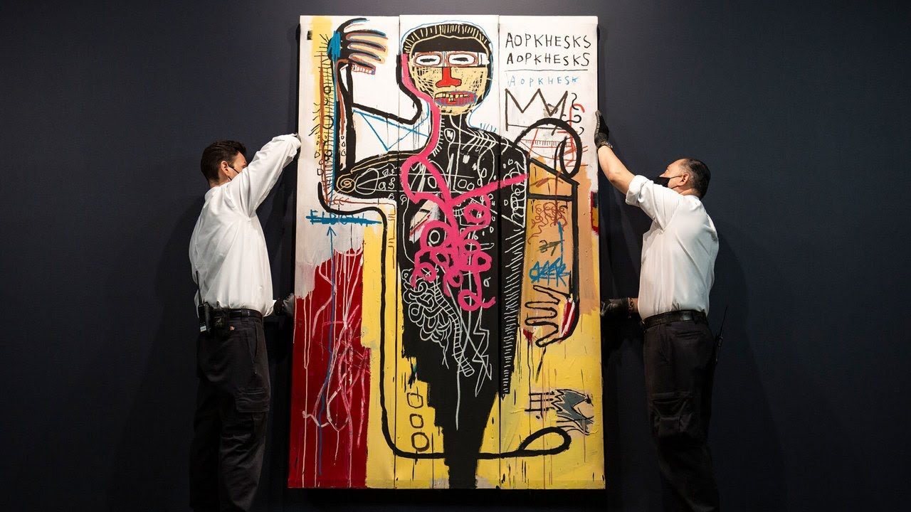Basquiat Confronts the Legacy of Italian Masters