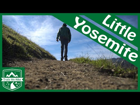 S1E5: Little Yosemite - Sunol Regional Wilderness, CA - January 29, 2017