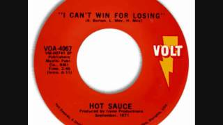 Hot Sauce - I Can