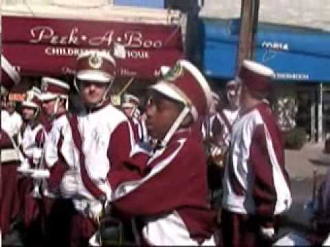 Curtis H S  Marching Band