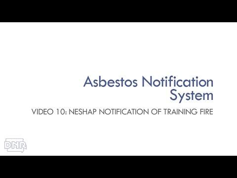 asbestos-training-video:-neshap-notification-of-training-fire- -iowa-dnr