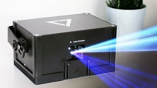 LaserDock Laser Entertainment System | Review