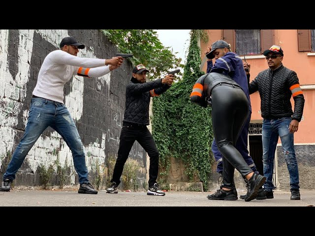 """شرطية جميلة بدرب سلطان تحاول القبض على أخيها أخطر مجرم ( صراع الأخوة)""""الجزء الأول """""""