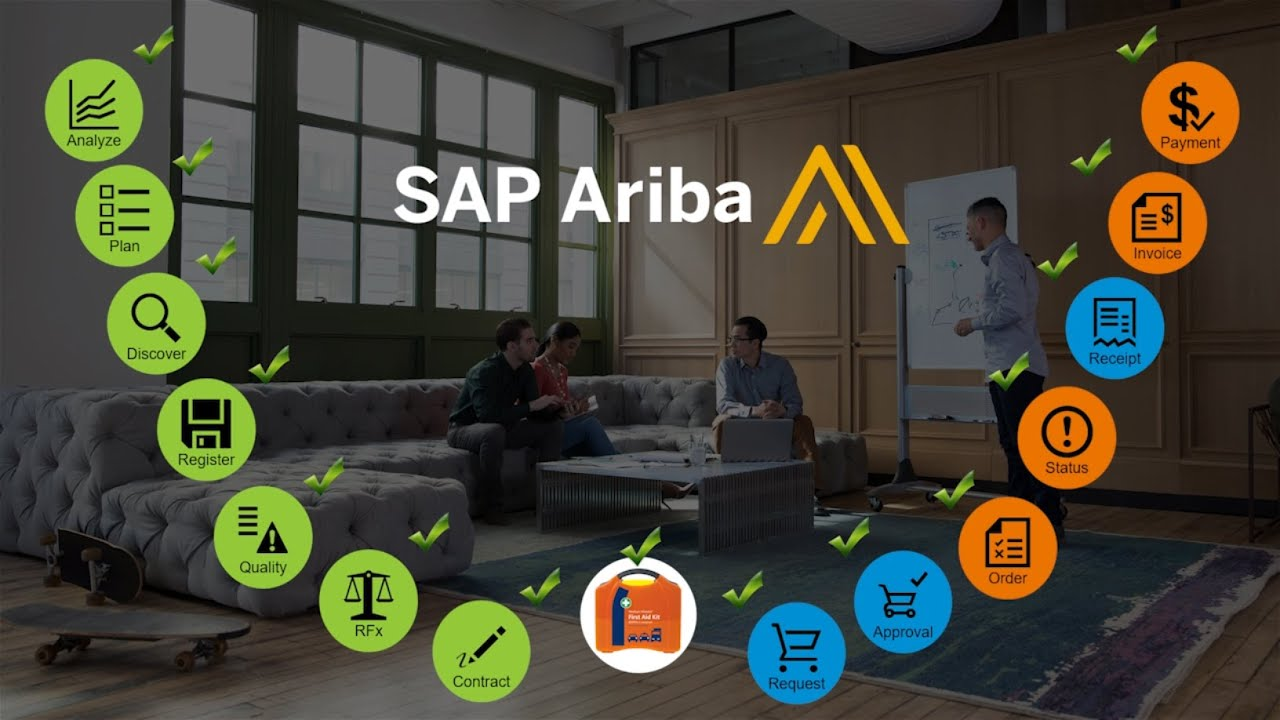 PLAN, BUY and PAY with SAP Ariba - YouTube