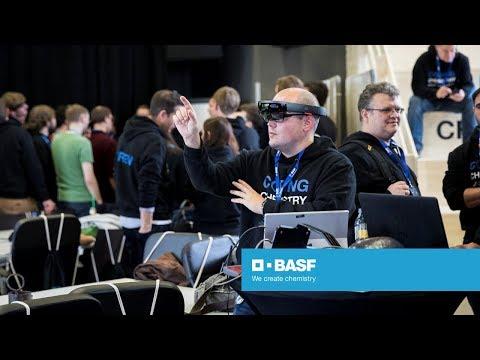 BASF Hackathon 2017 #CODINGCHEMISTRY (EN)