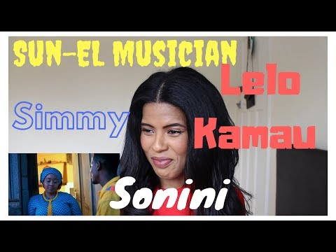 Sun-EL Musician - feat Simmy & Lelo Kamau Sonini | (***REACTION***)