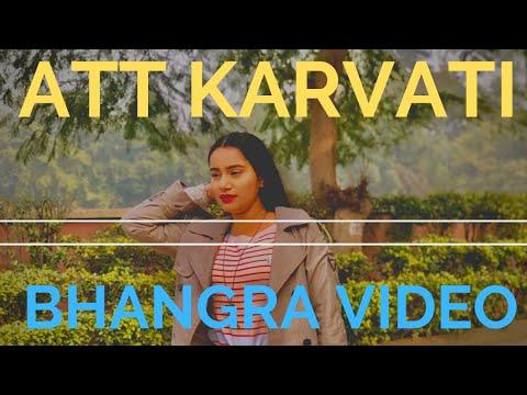 Att Karvati (Bhangra Video) - Anmol Gagan Maan feat. Bling Singh | Mix SIngh | New Punjabi Song