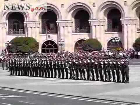 Military Parade In Yerevan, Independence Day