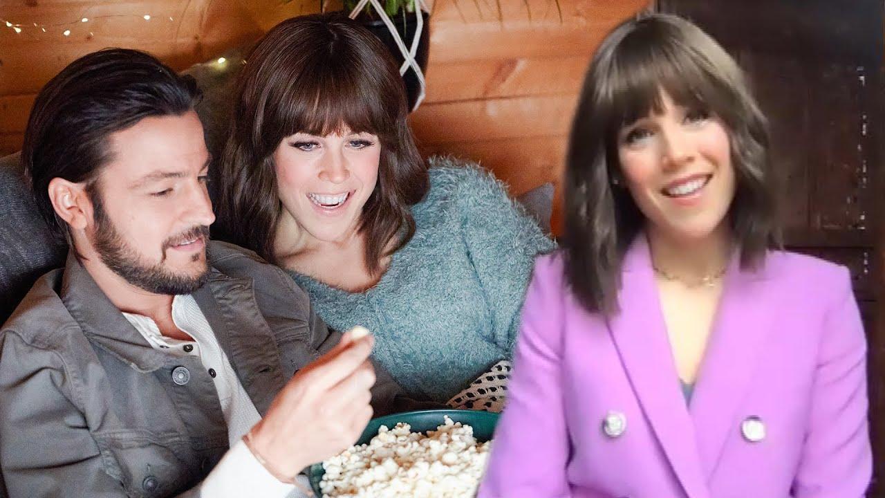 Erin Krakow Talks Tyler Hynes and Spills Behind-the-Scenes SECRETS! (Exclusive)