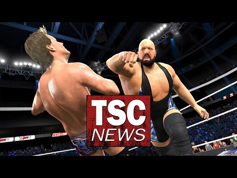 WWE 2K15 on PS4 Review