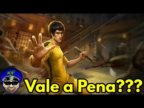 Bruce Lee - Vale a Pena?? - Heroes Evolved