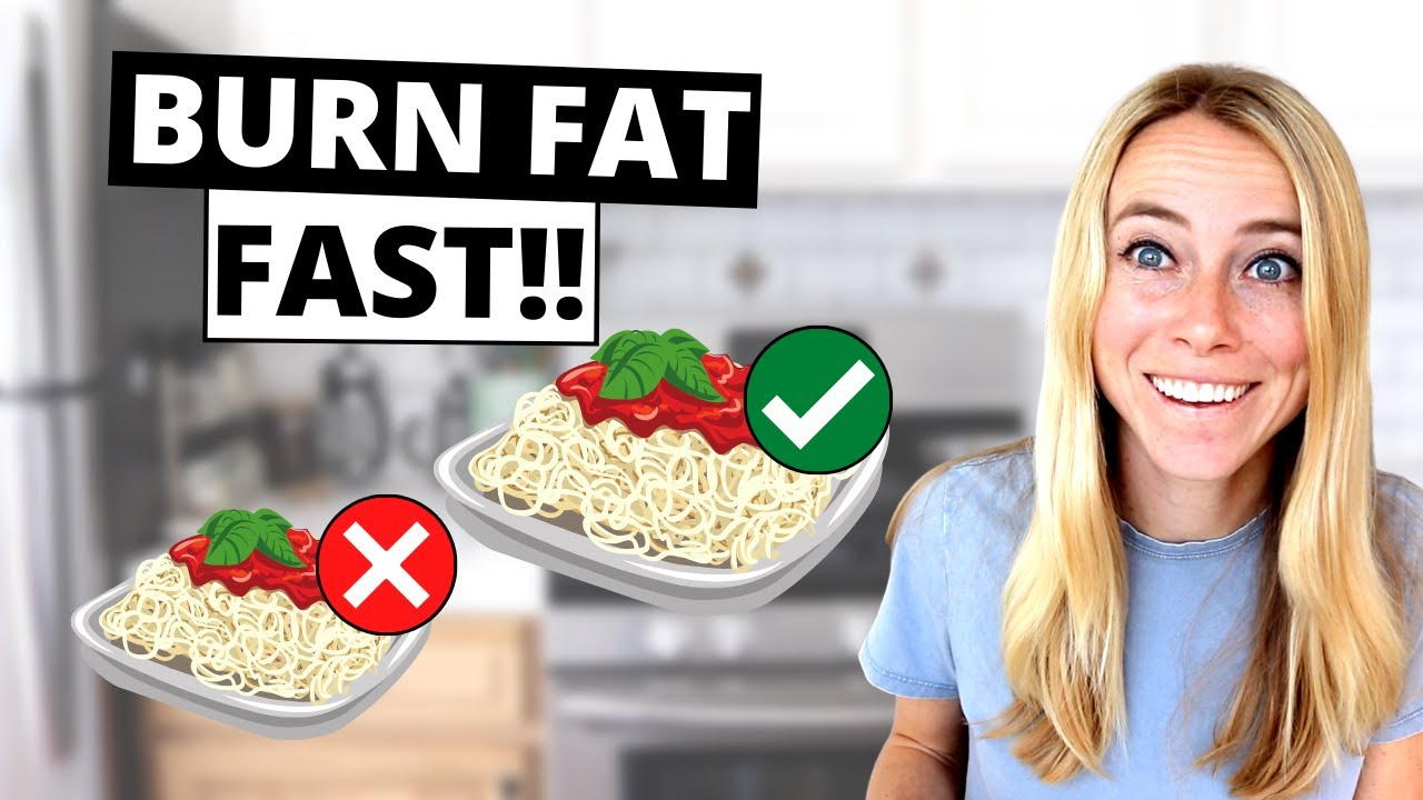 3 minute tips to lose belly fat FAST