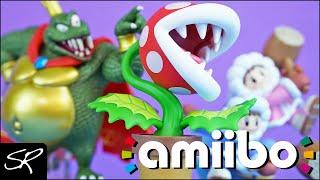 NEW Super Smash Bros. Ultimate amiibo - Ice Climbers, Piranha Plant & King K. Rool