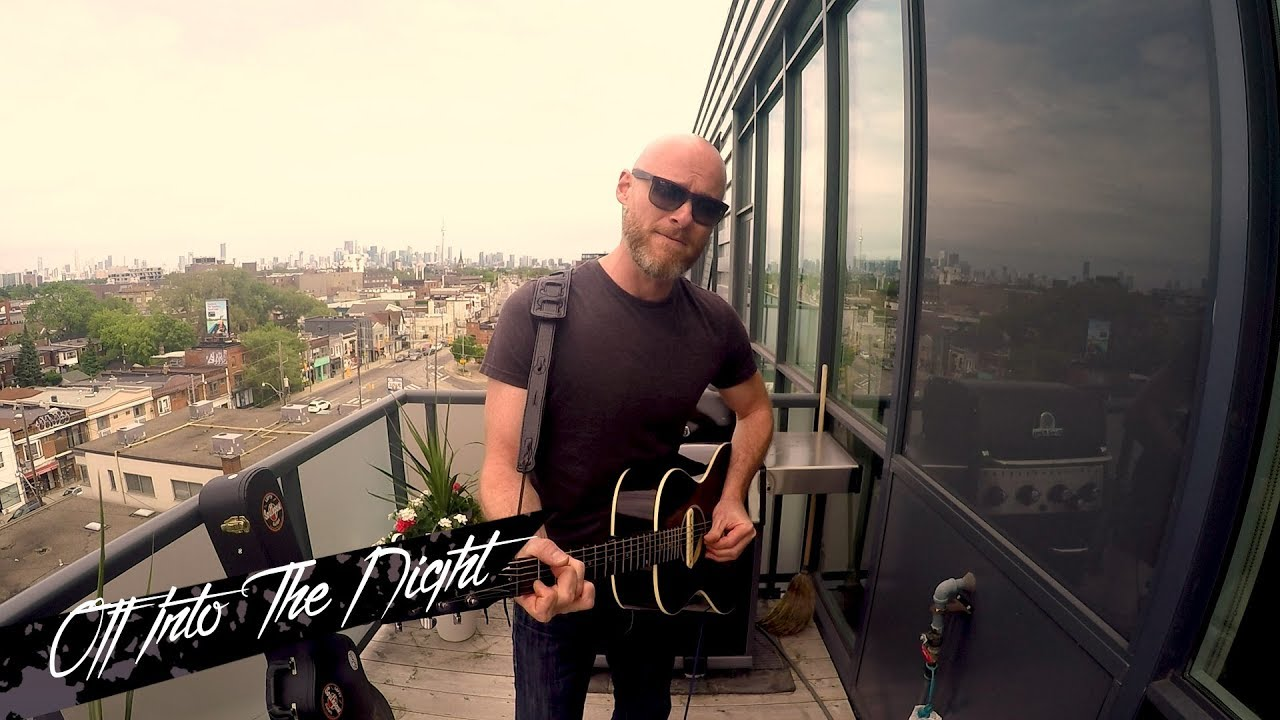 Off Into The Night (Acoustic)  - Balcony Session