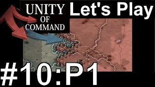 The Battle for Moscow: Part 1 | Unity of Command Black Turn Lets Play Gameplay PC HD