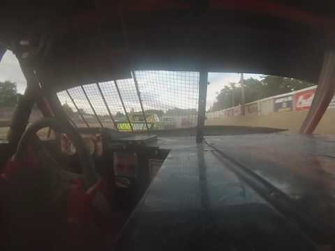 #1D Pure Stock Dan Ott Old Bradford Speedway 8/7/16