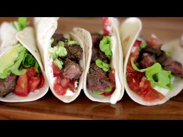 Carne Asada Mexican Recipe by International Cuisines