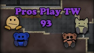 Teeworlds - Pros play TW 93: HOLY SH!T