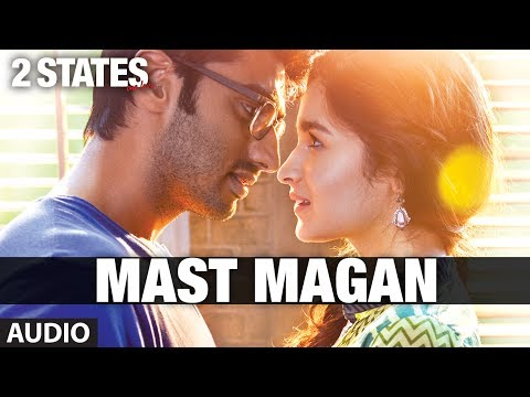 Thumbnail: Mast Magan 2 States Full Song by Arijit Singh (Audio) | Arjun Kapoor, Alia Bhatt