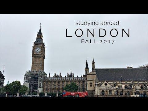 STUYDING ABROAD IN LONDON! Fall 2017
