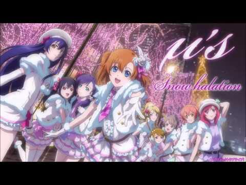 Love Live! - Snow Halation 【Thai/English Subtitles】