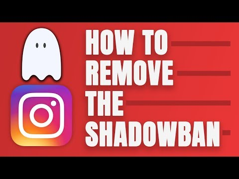 How To REMOVE The Instagram SHADOWBAN In 2019