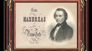 Chopin - Four Mazurkas, Opus 17